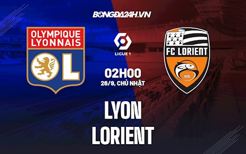 Nhận định bóng đá Lyon vs Lorient 2h00 ngày 26/9 (Ligue 1 2021/22)