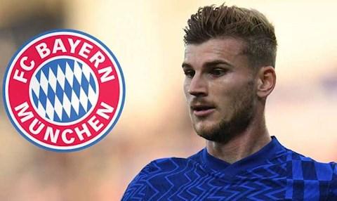 """Tiết lộ: Werner từng """"lật kèo"""" với Bayern vào năm 2019"""