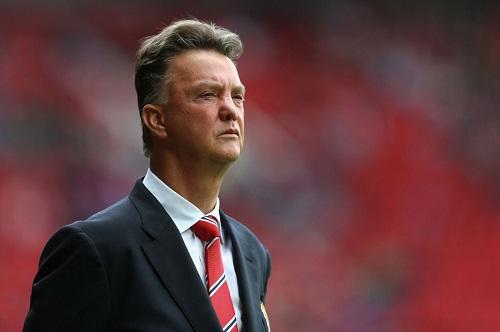 """Trước derby Manchester: Liệu Van Gaal có """"vượt vũ môn hoá rồng""""?"""
