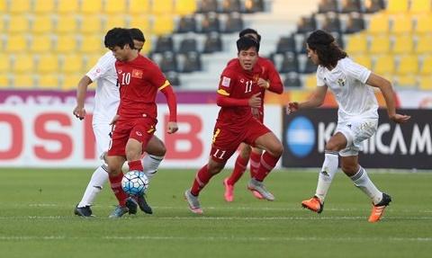 U23 Viet Nam 1-3 U23 Jordan Mat di linh hon hinh anh goc 2