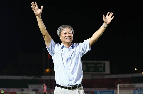 HLV Le Thuy Hai bat ngo ve dan dat Thanh Hoa hinh anh goc