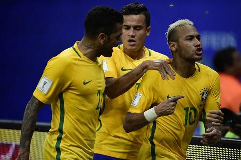 Brazil toan thang thoi Tite Dieu Samba tim lai cam hung hinh anh goc
