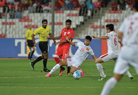 U19 Viet Nam gap U19 Nhat Ban Can mot tran cau bung no cam xuc hinh anh goc