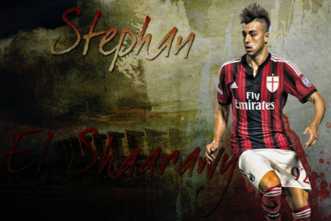 Stephan El Shaarawy: Canh en co bay ve?