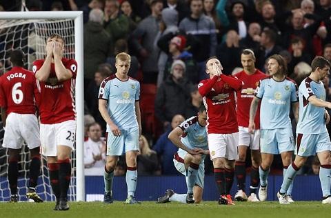 Du am Man Utd 0-0 Burnley Ngoi nha trong anh binh minh hinh anh goc