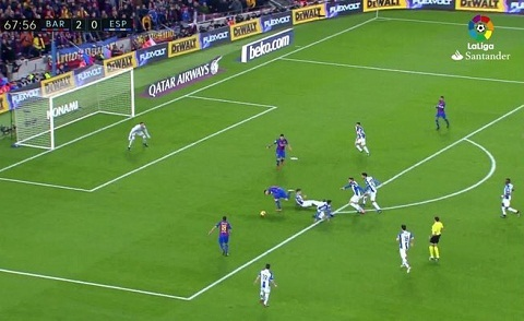 Lionel Messi Xung danh chu rong dat Nam My hinh anh goc 2