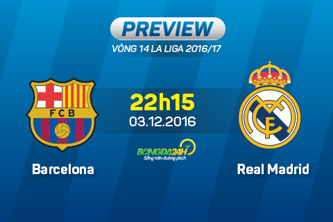 Barcelona vs Real Madrid (22h15 ngay 312) Thoi the thay doi hinh anh goc