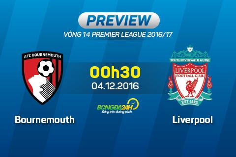 Giai ma tran dau Bournemouth vs Liverpool 20h30 ngay 412 (NHA 201617) hinh anh goc