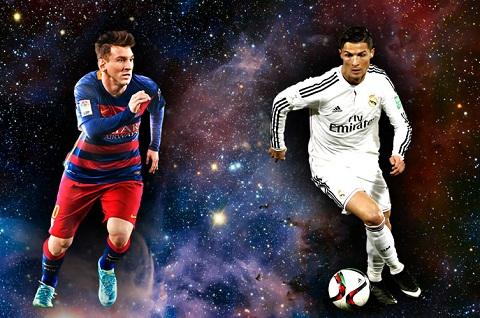 Vì 2 triệu Euro, Ronaldo và Messi đã không thể thi đấu cùng nhau - BET365