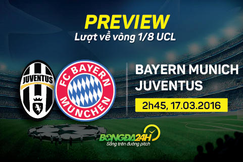 Preview: Bayern - Juventus