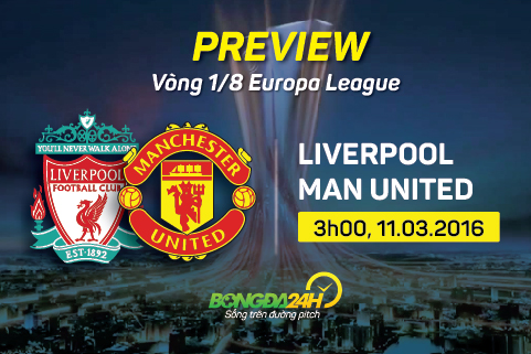Preview: Liverpool - Man United