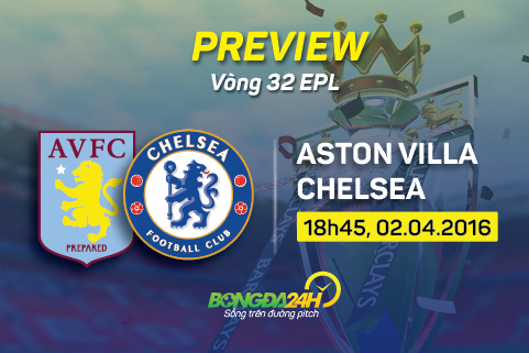 Preview: Aston Villa - Chelsea