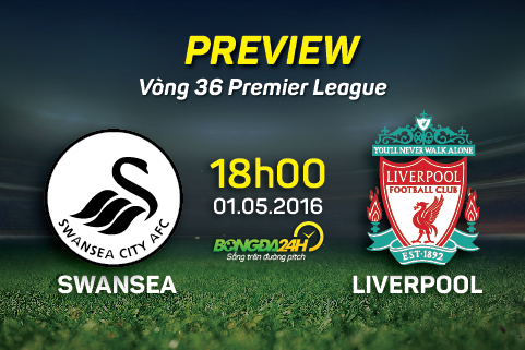 Preview: Swansea - Liverpool