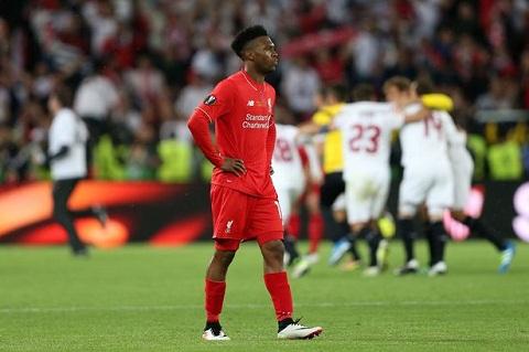 Liverpool da khong the vuot qua su tinh quai cua Sevilla