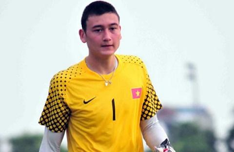 Dang Van Lam tung duoc goi vao U19 Viet Nam