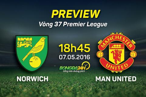 Norwich vs MU (18h45 ngay 75) Khong chi la cuoc bao thu hinh anh goc