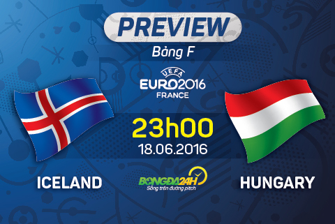 Preview: Iceland - Hungary