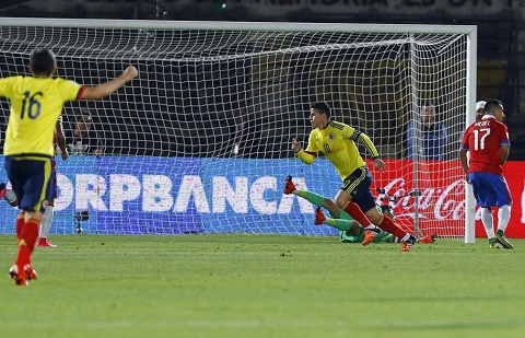 Colombia vs Chile (7h 236) Giai ma nha vua hinh anh goc 2