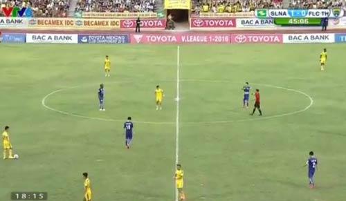 Tong hop SLNA 1-0 Thanh Hoa (Vong 20 V-League 2016) hinh anh goc