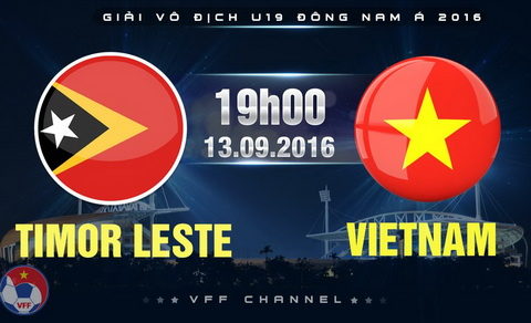 TRUC TIEP U19 Viet Nam vs U19 Dong Timor 19h00 ngay 139 hinh anh goc