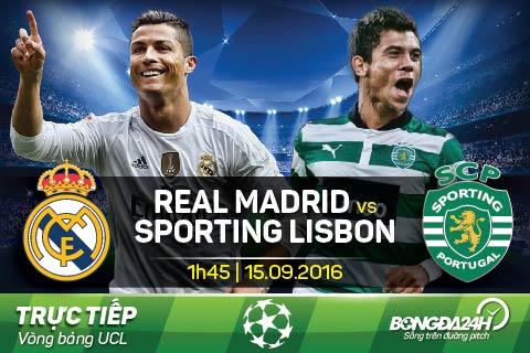 LINK XEM truc tiep Real Madrid vs Sporting 01h45 ngay 159 hinh anh goc