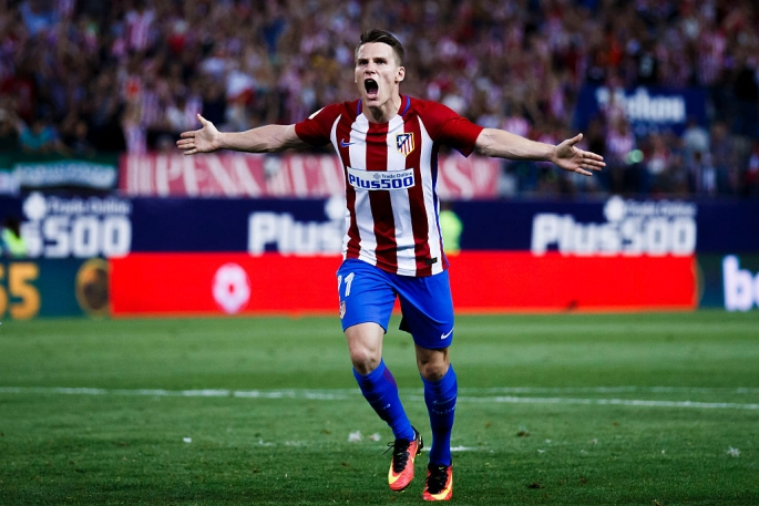 Simeone: Atletico khong can Costa