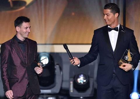 Cu da nay, Ronaldo se san bang ky luc cua Messi hinh anh goc