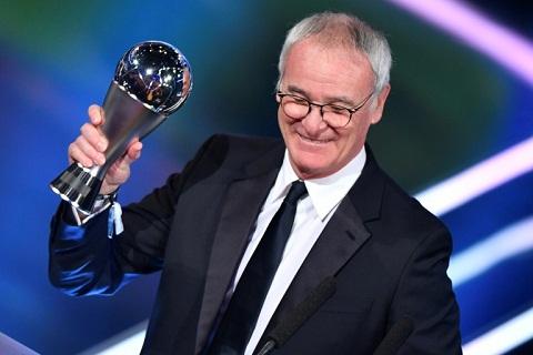 Ranieri gianh giai HLV xuat sac nhat TG nam 2016 Khoi dau o tuoi 65! hinh anh goc