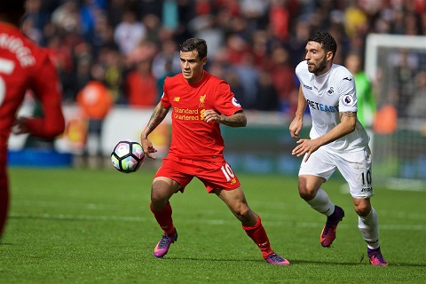 Liverpool vs Swansea (19h30 ngay 211) Ron ren xong dat Anfield hinh anh goc