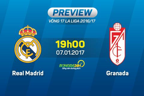 Real Madrid vs Granada (19h00 71) Danh nhanh, diet gon hinh anh goc