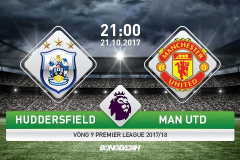 Giai ma tran dau Huddersfield vs MU 21h00 ngay 2110 (Premier League 201718) hinh anh goc
