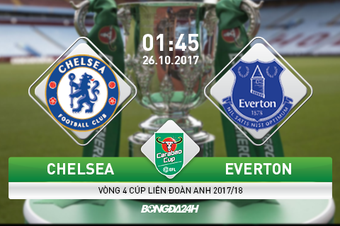 TRUC TIEP Chelsea vs Everton 01h45 ngay 2610 (Cup Lien doan Anh 201718) hinh anh goc