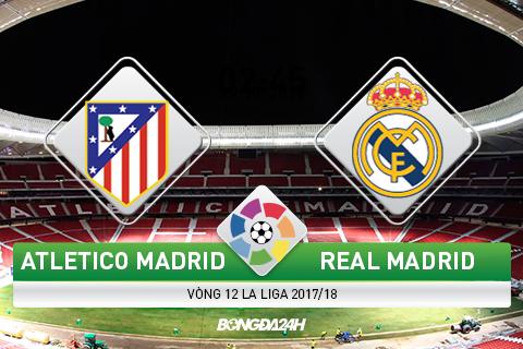 Atletico vs Real Madrid (02h45 ngay 1911) Derby con hap dan hinh anh goc