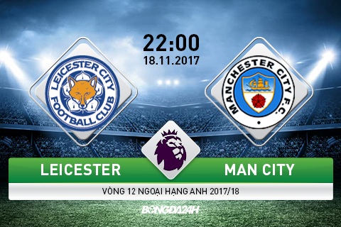 Preview Leicester vs Man City