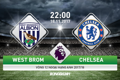 Preview West Brom vs Chelsea