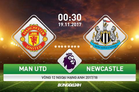Giai ma tran dau MU vs Newcastle 0h30 ngay 1911 (Premier League 201718) hinh anh goc