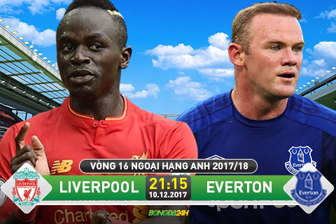 Truc tiep Liverpool vs Everton