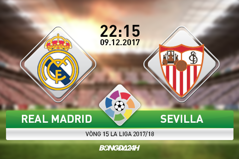 Preview Real Madrid vs Sevilla