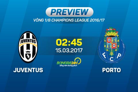 Giai ma tran dau Juventus vs Porto 2h45 ngay 153 (Champions League 201617) hinh anh goc