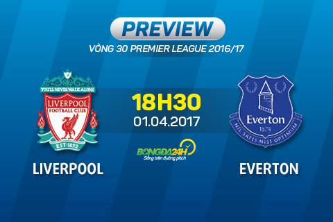 Preview Liverpool - Everton