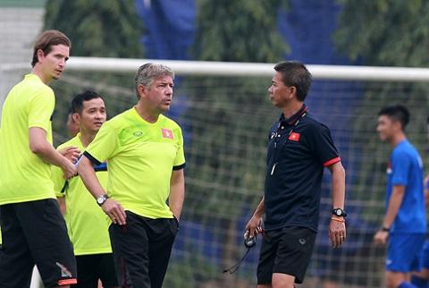 HLV Hoang Anh Tuan tiet lo diem manh nhat cua U20 Viet Nam hinh anh goc