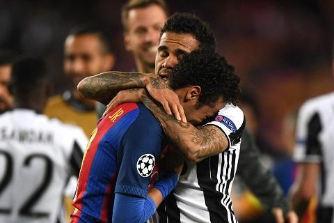 Du am Barca 0-0 Juventus Vi xem Lao ba phong ngu la mot vinh du! hinh anh goc 2