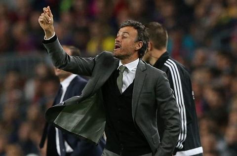 Thua tran, HLV Luis Enrique khong ung ho Juventus vo dich hinh anh goc
