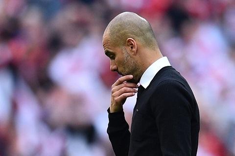 Pep Guardiola: Vo dich hoac bi sa thai