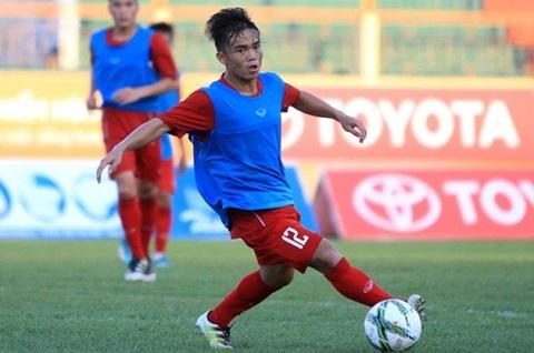 Lap sieu pham, sao HAGL o U20 Viet Nam van bi HLV Hoang Anh Tuan che hinh anh goc