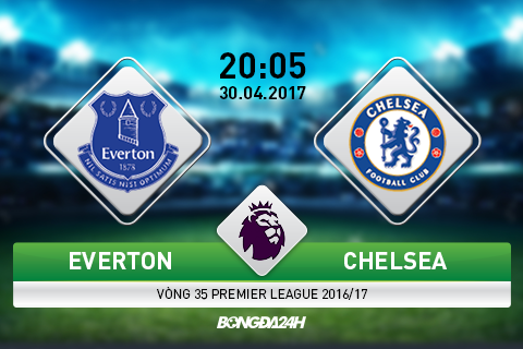 Giai ma tran dau Everton vs Chelsea 20h05 ngay 304 (NHA 201617) hinh anh goc
