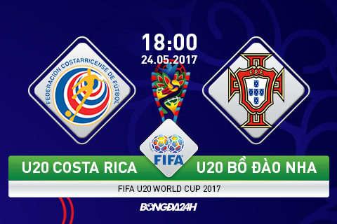 U20 Costa Rica vs U20 BDN