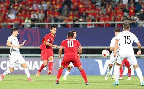 U20 Viet Nam vs U20 Phap (15h ngay 255) Giu lua niem tin hinh anh goc 2