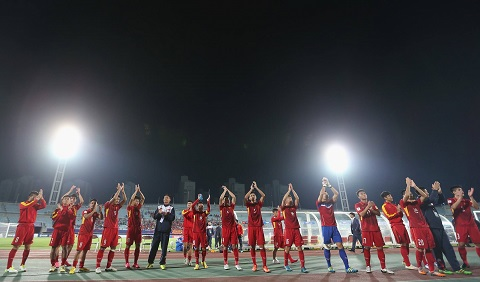 U20 Viet Nam vs U20 Phap (15h ngay 255) Giu lua niem tin hinh anh goc