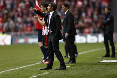 Nhung nhiem vu HLV Valverde can lam ngay tai Barca hinh anh goc